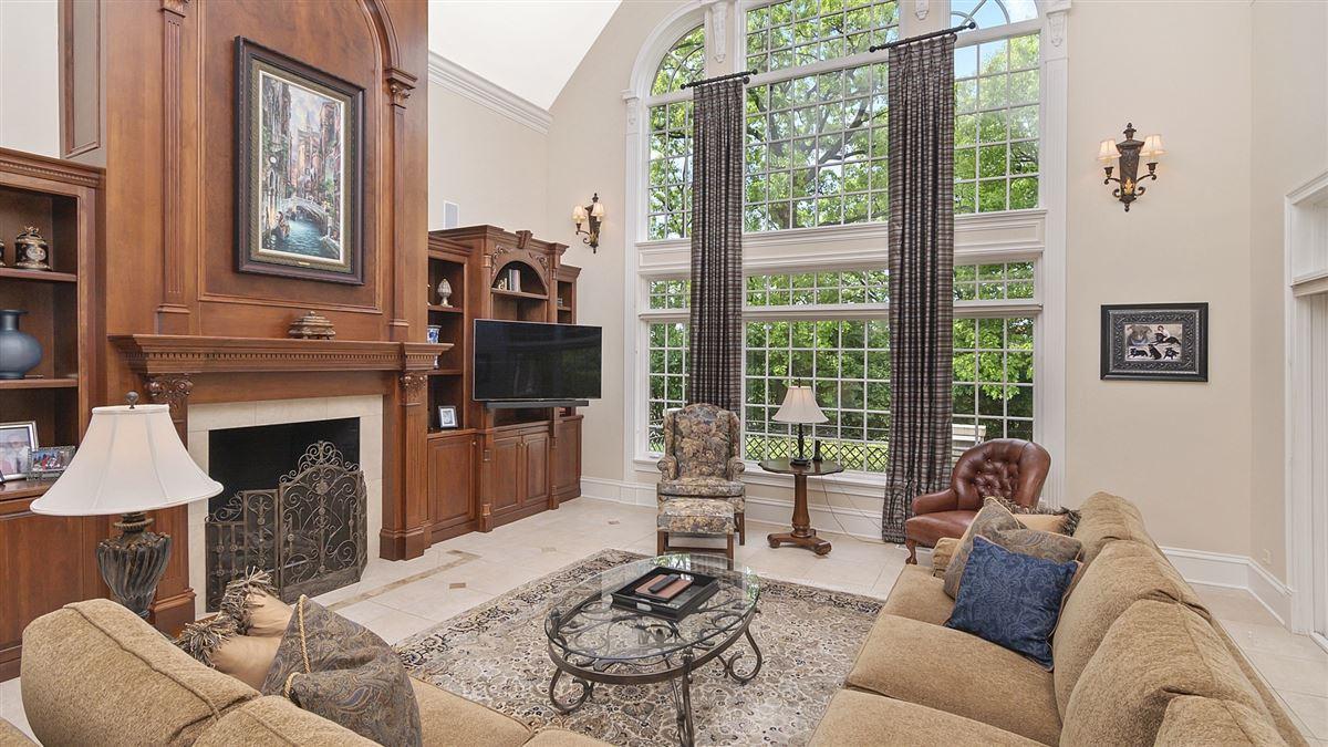 Magnificent custom built manor home luxury properties