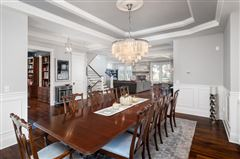 Mansions spectacular custom home in a gem of a location
