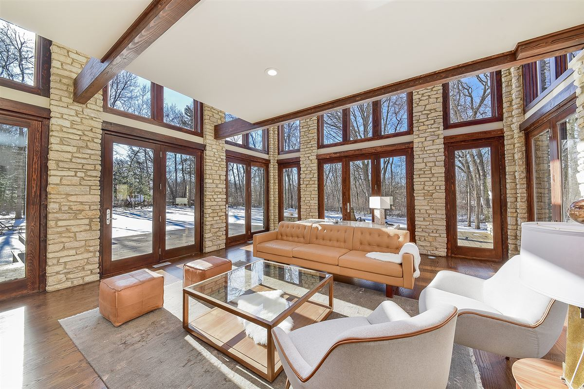 neo-prairie style home luxury real estate