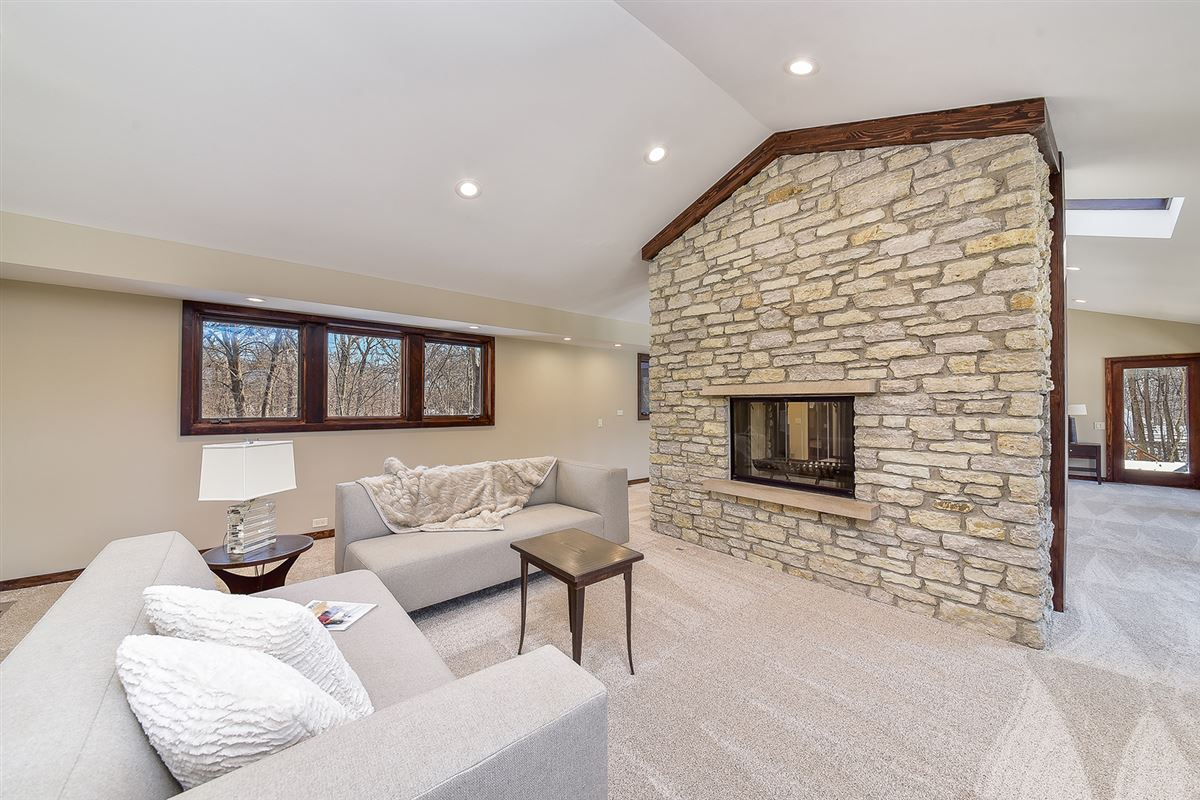 Luxury properties neo-prairie style home