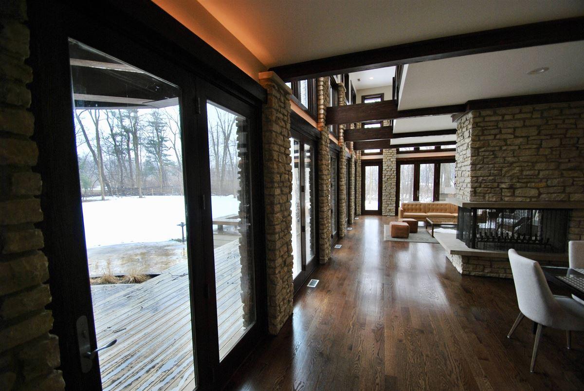 neo-prairie style home luxury homes