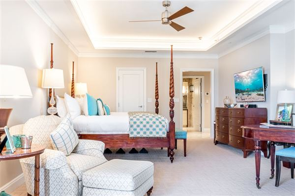 Private Residence at the Ritz-Carlton Grand Cayman luxury real estate