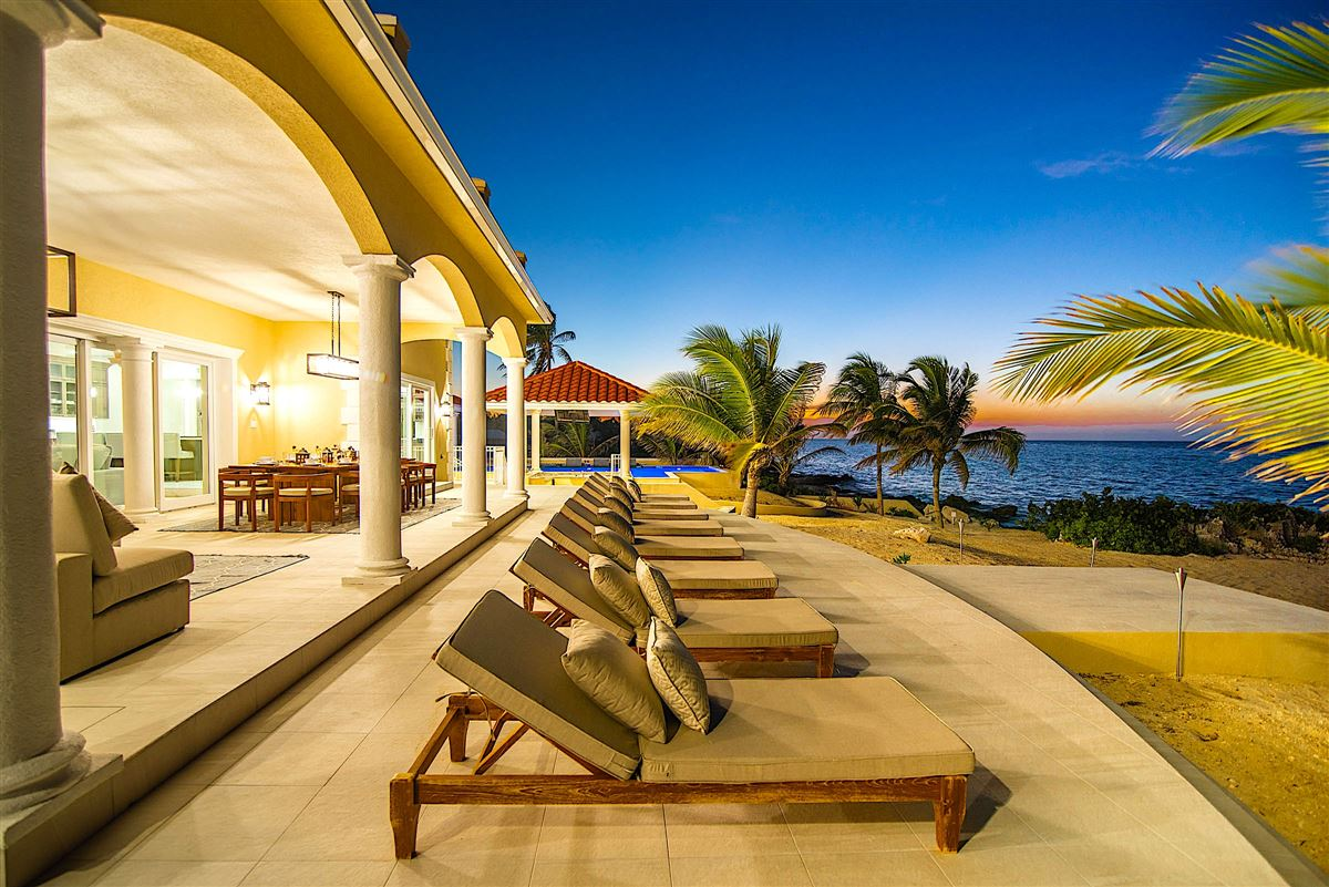 spectacular beachfront estate luxury real estate
