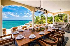 Luxury real estate spectacular beachfront estate