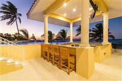 Luxury properties spectacular beachfront estate