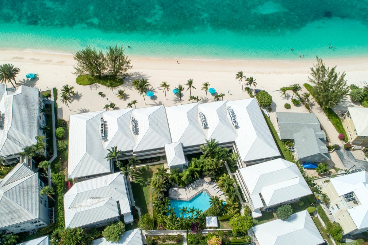 Cayman Club ocean view condo luxury real estate