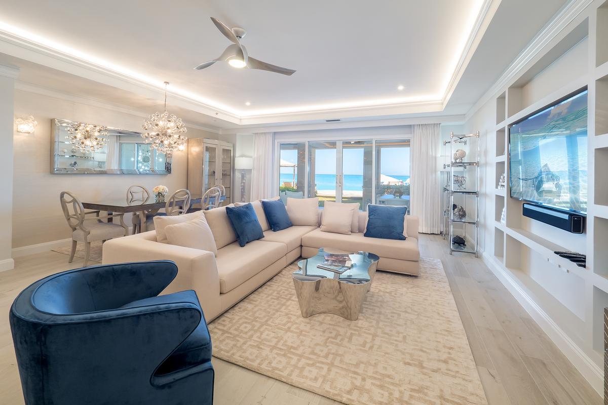 Luxury homes Sur-la-Plage at the Ritz-Carlton