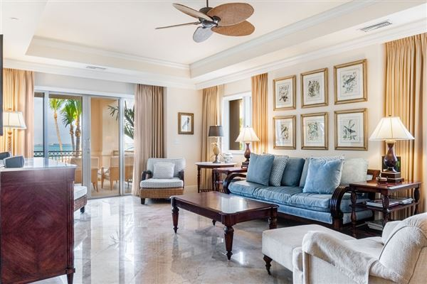 private residence at the South Tower Ritz-Carlton luxury real estate
