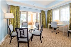 residential suite at the Ritz-Carlton Grand Cayman mansions