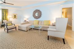 Luxury homes in residential suite at the Ritz-Carlton Grand Cayman