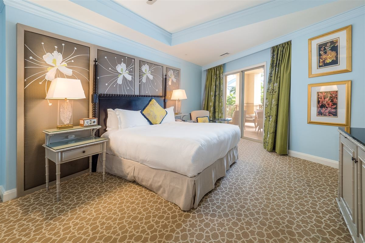 residential suite at the Ritz-Carlton Grand Cayman luxury real estate