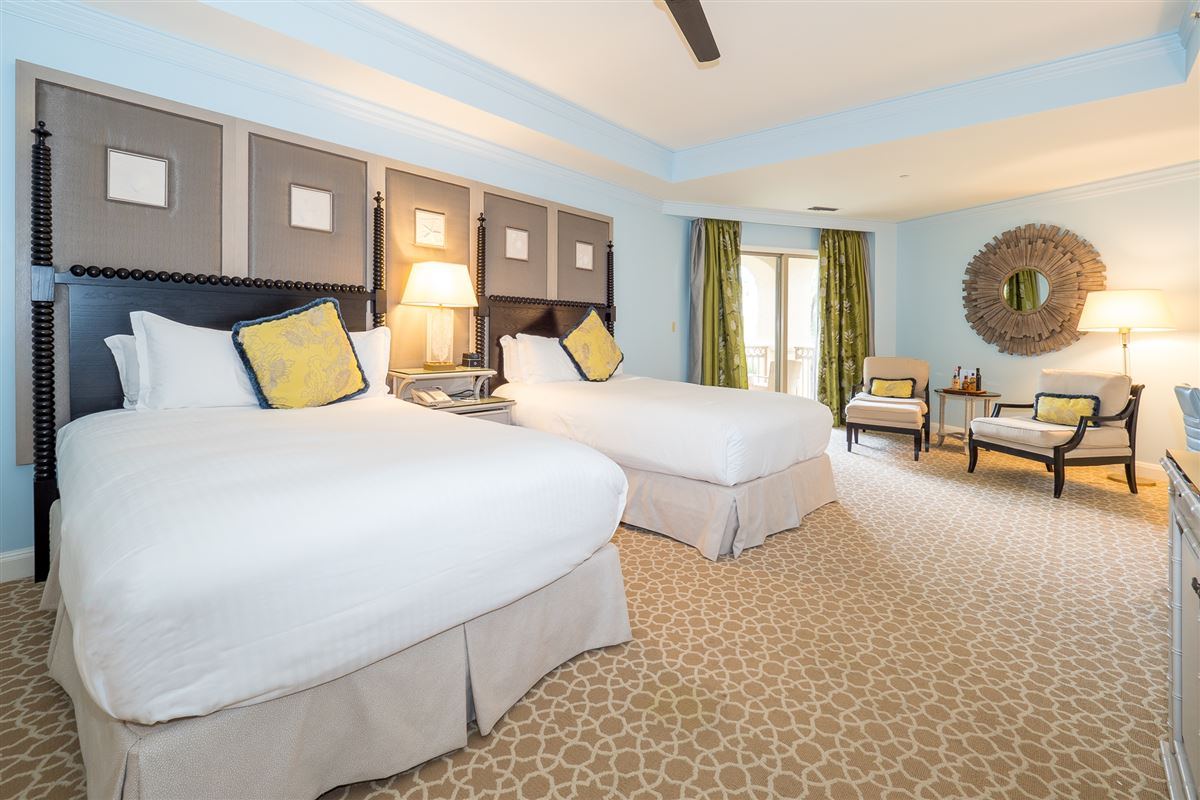 Luxury properties residential suite at the Ritz-Carlton Grand Cayman