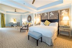 Luxury homes residential suite at the Ritz-Carlton Grand Cayman