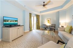 Luxury real estate residential suite at the Ritz-Carlton Grand Cayman