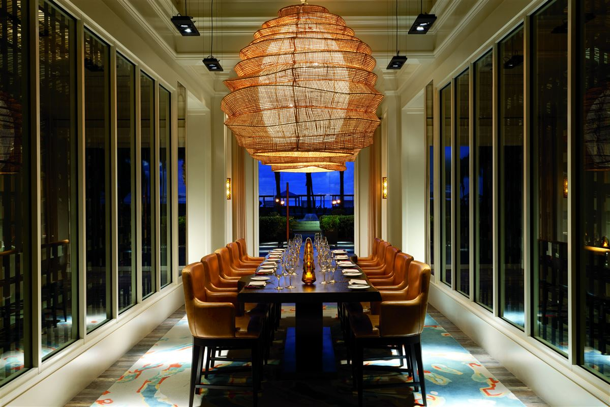 modern three bedroom Ritz-Carlton residence luxury properties