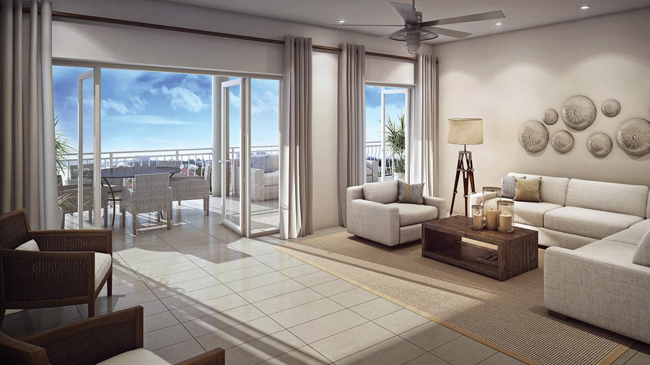 Luxury homes Exciting community on Paradise Island