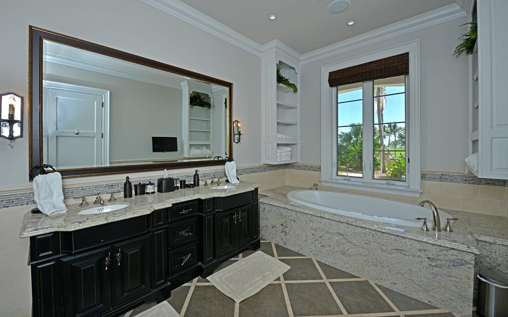 Luxury homes
