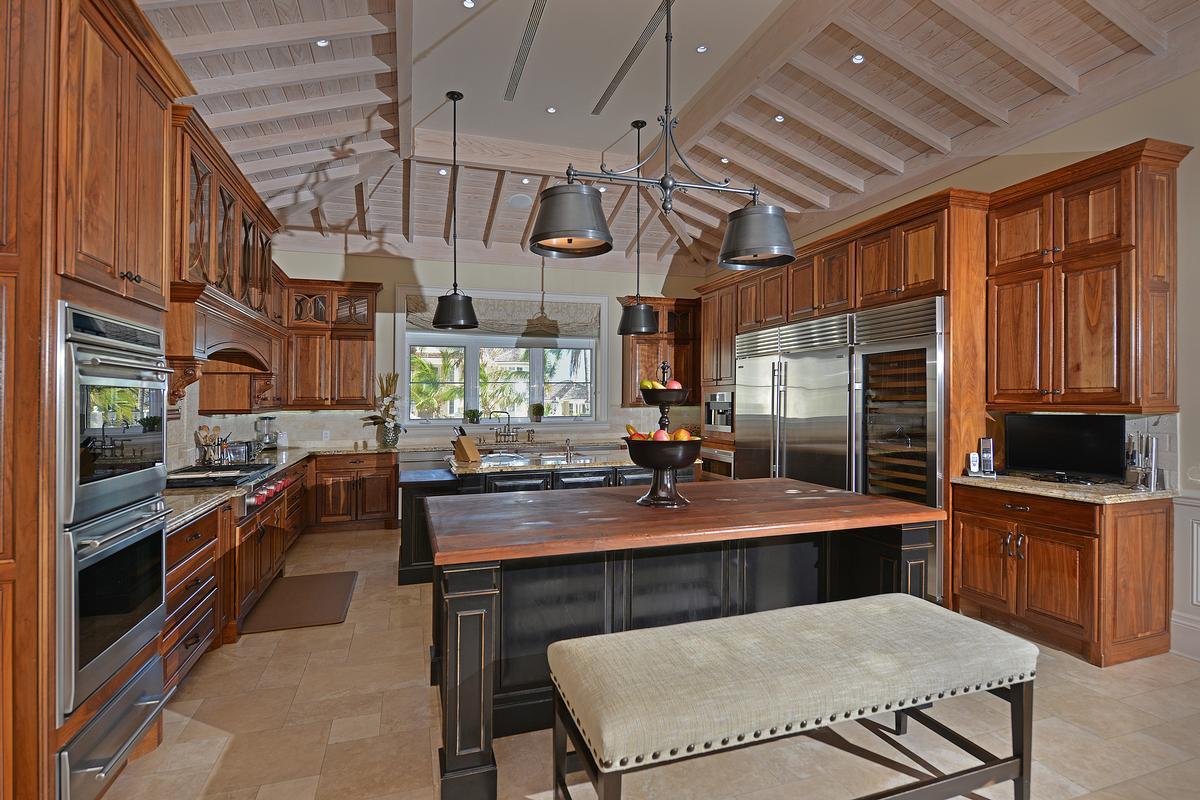 Baker House at Ocean Club Estates luxury homes