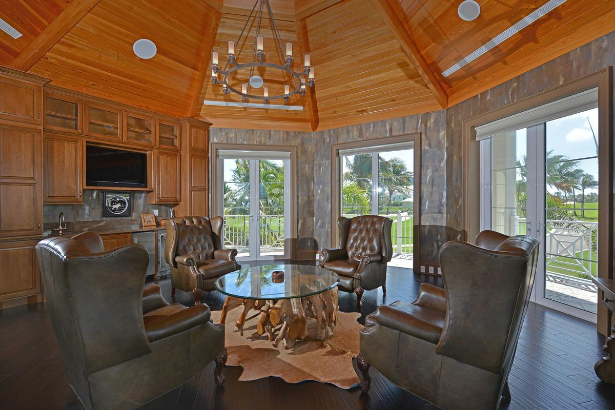 Baker House at Ocean Club Estates luxury real estate