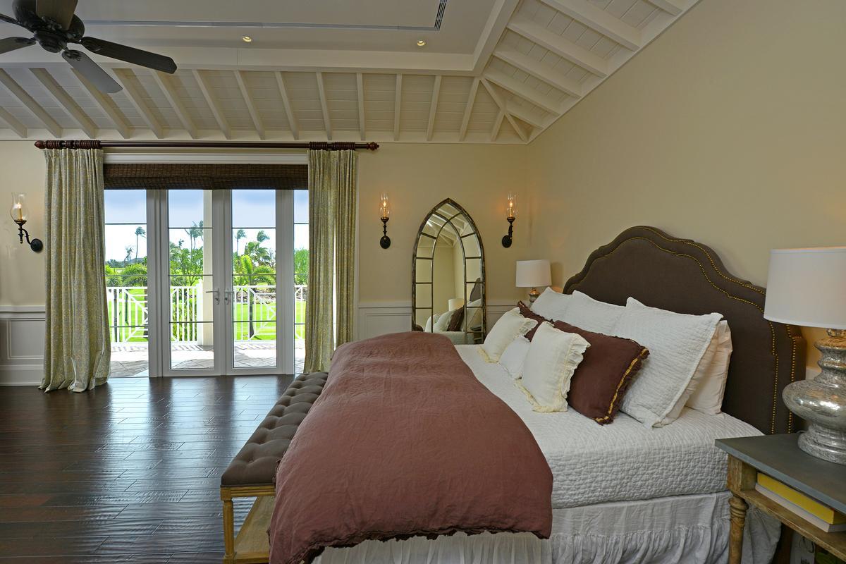 Baker House at Ocean Club Estates mansions