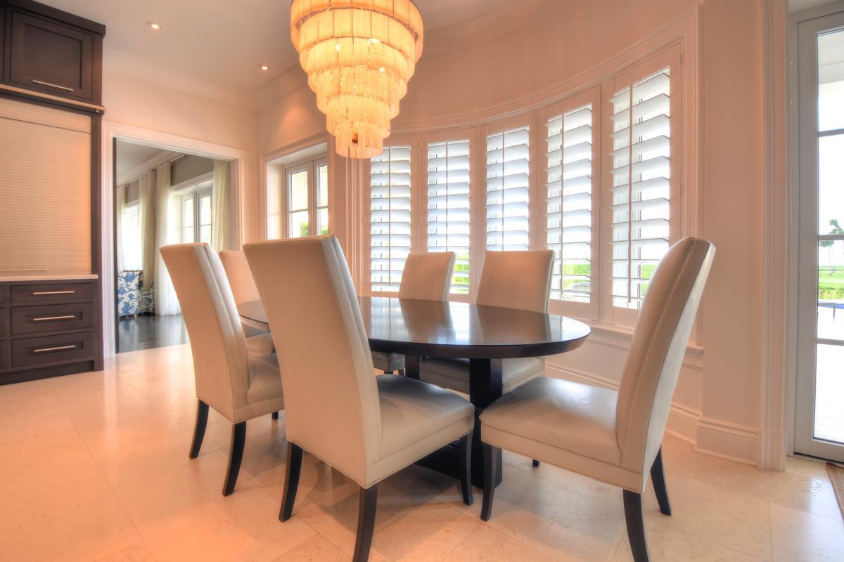 Ocean Club Estates Retreat mansions