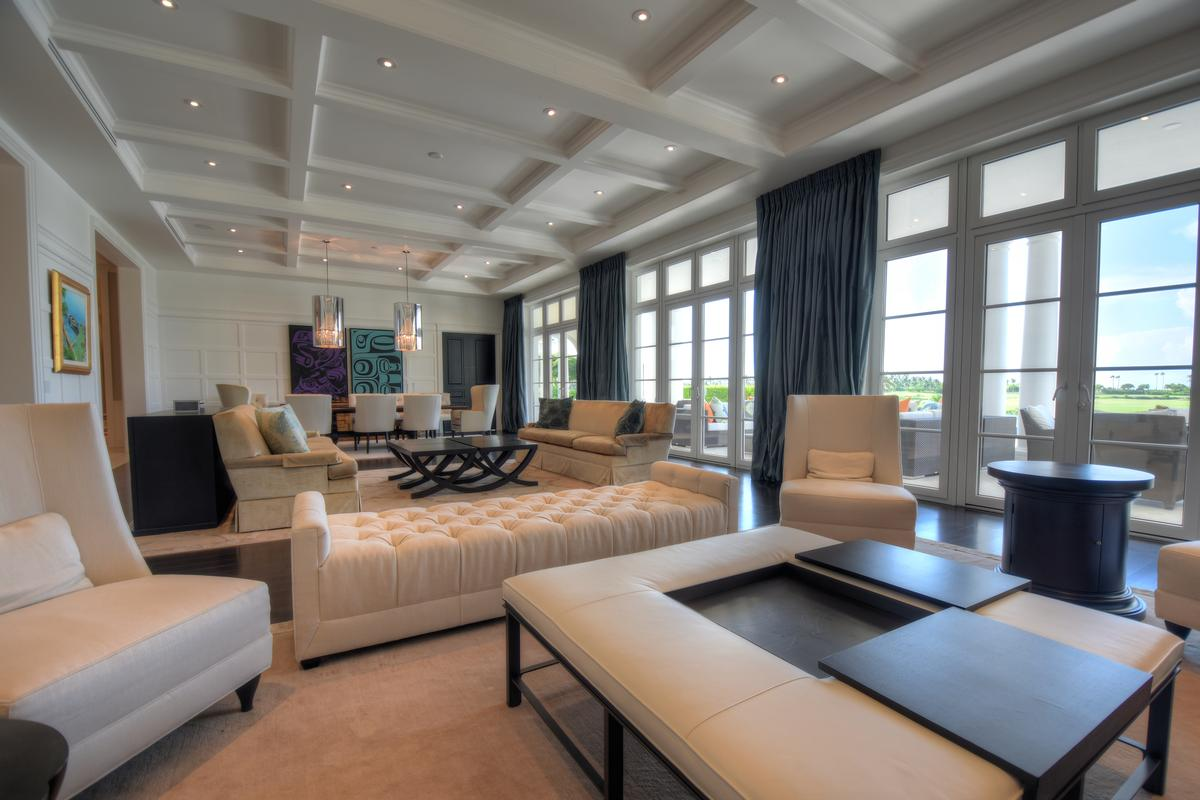Luxury homes Ocean Club Estates Retreat
