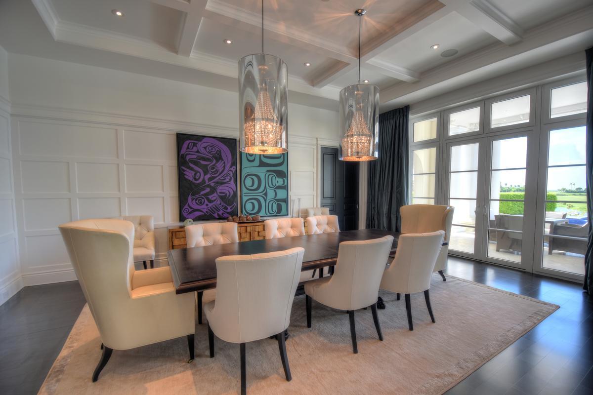 Ocean Club Estates Retreat luxury real estate