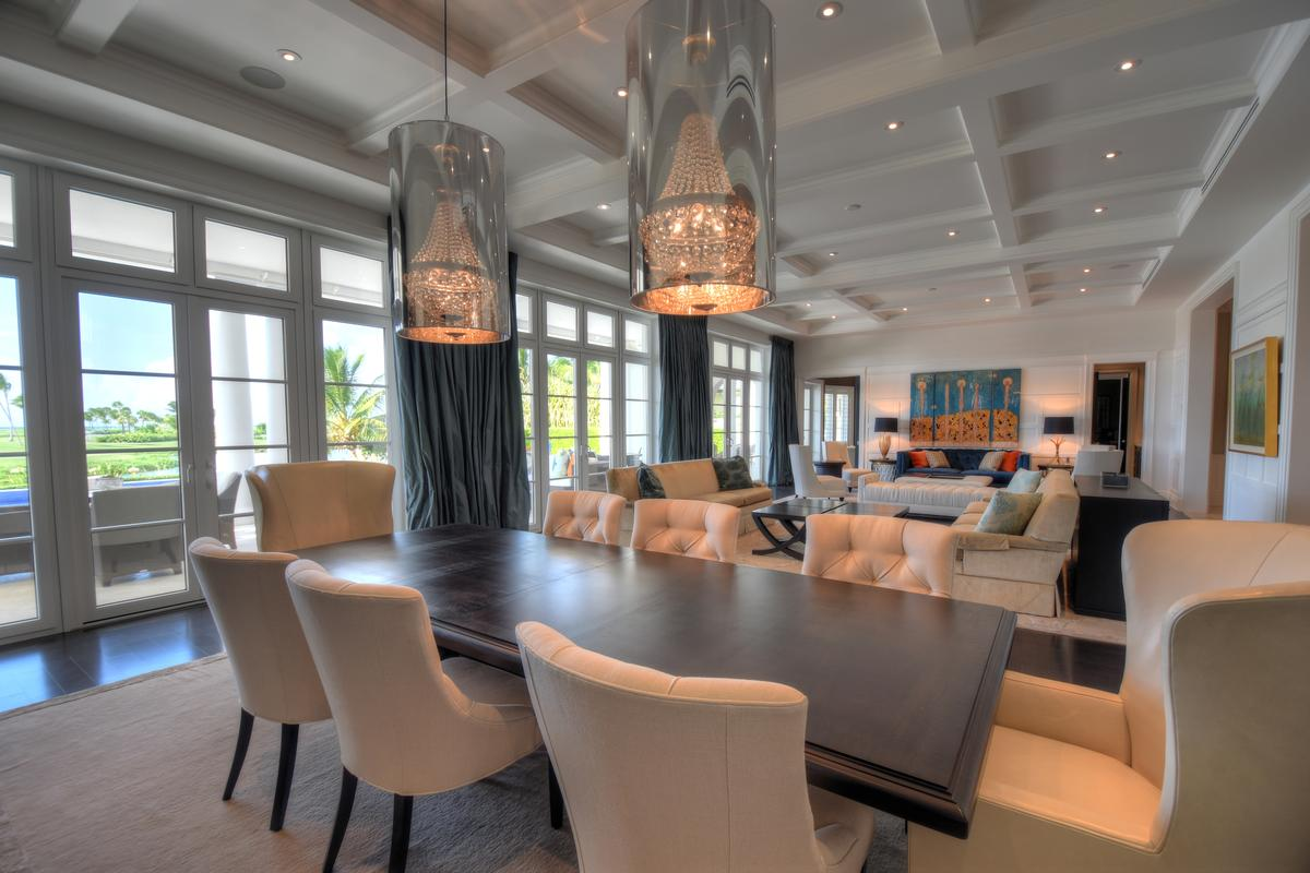 Luxury properties Ocean Club Estates Retreat