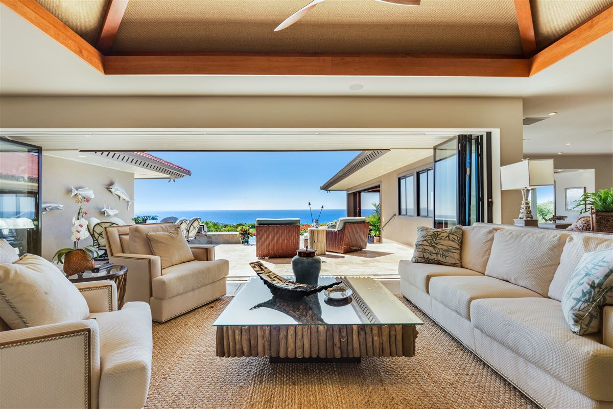 Totally renovated custom home in the Mauna Kea Resort luxury homes