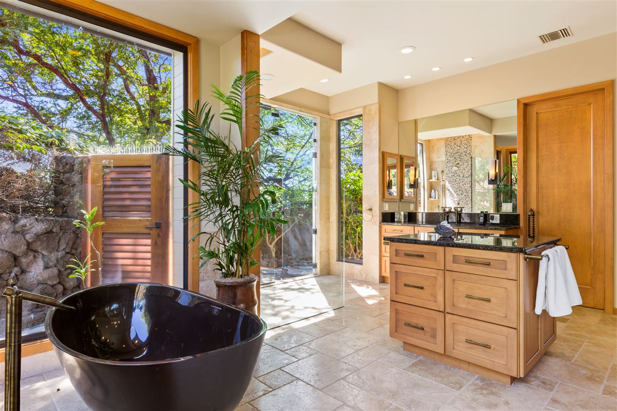 Totally renovated custom home in the Mauna Kea Resort mansions