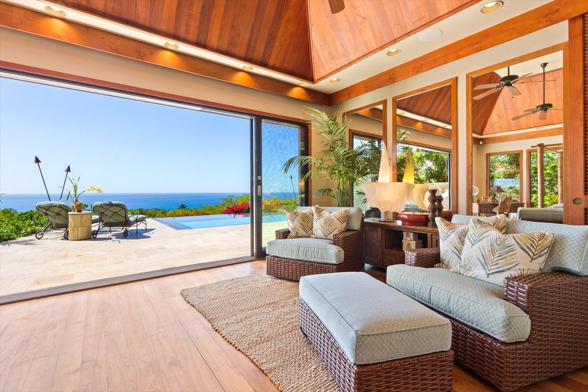 Totally renovated home in the Mauna Kea Resort luxury real estate