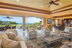 Luxury real estate one-of-a-kind residence at hualalai