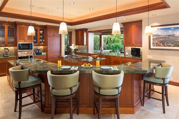 Luxury properties Custom Five Bedroom Home