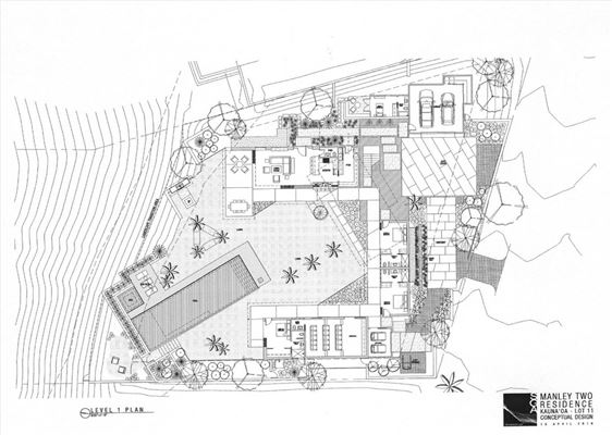 Luxury real estate amazing building site in private community
