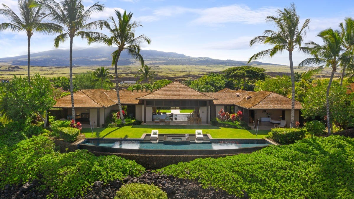 Delightful Grand Residence At Hualalai Resort