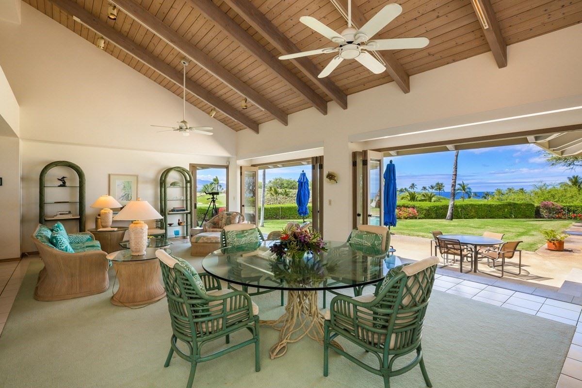 Luxury homes unique and private setting in the Mauna Kea Resort
