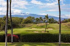 unique and private setting in the Mauna Kea Resort luxury real estate