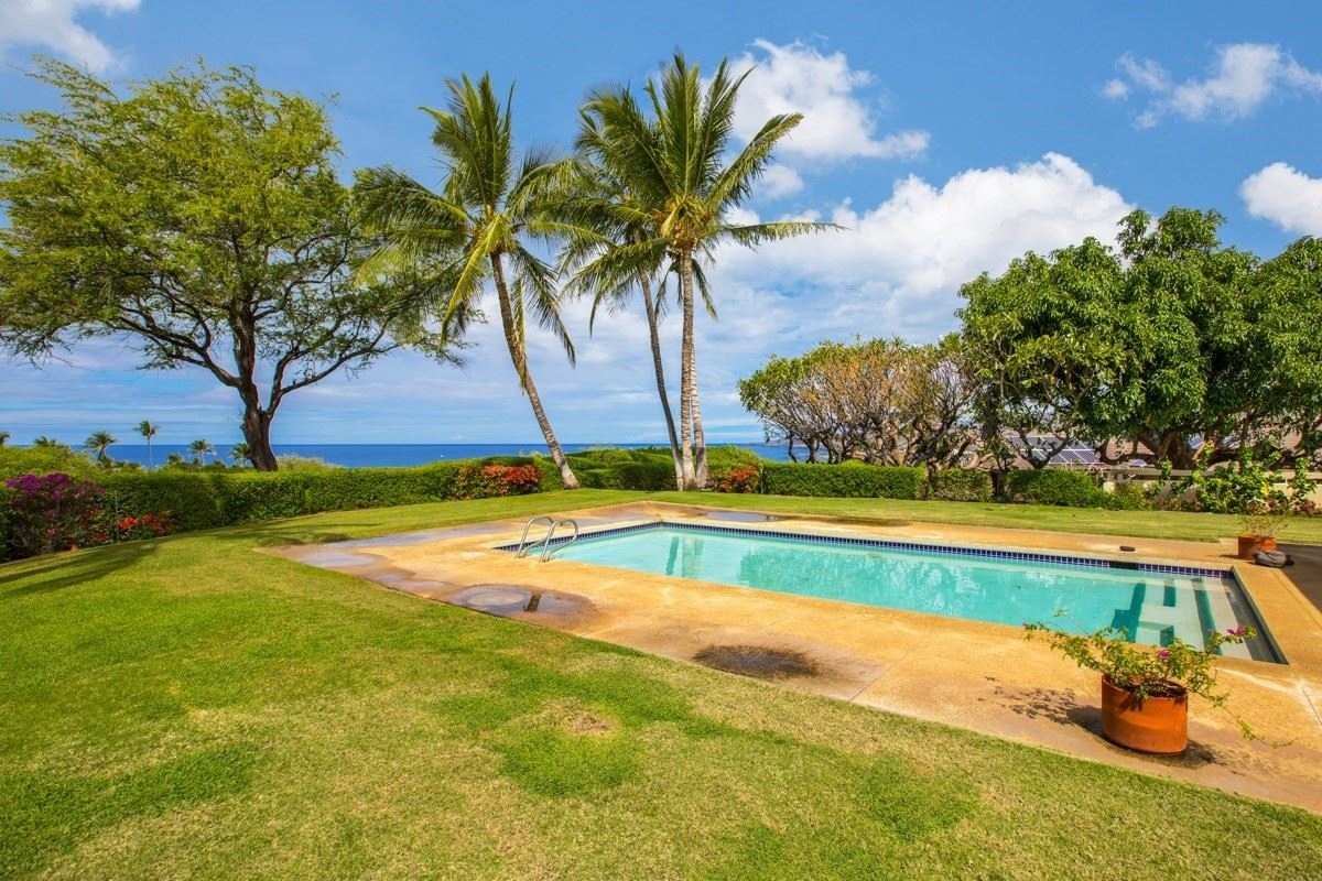 Mansions unique and private setting in the Mauna Kea Resort