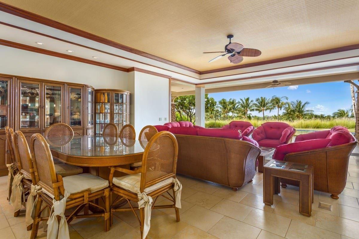 largest villa in kamuela luxury homes