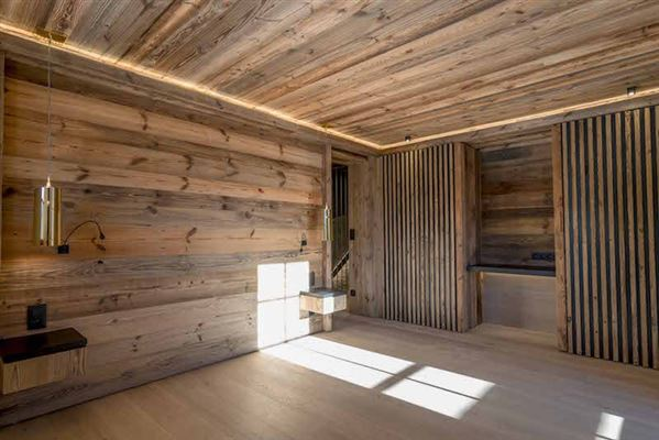 Luxury real estate beautiful new chalet