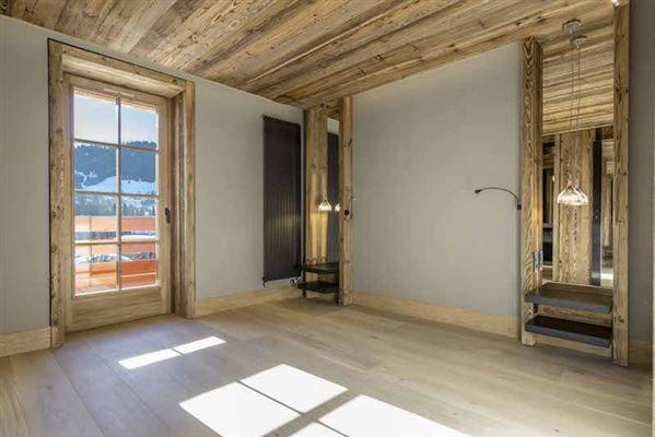 Luxury properties beautiful new chalet