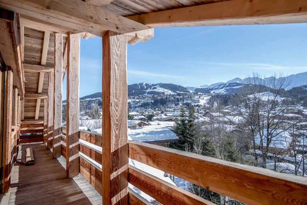 Mansions in beautiful new chalet
