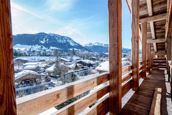 Luxury homes in beautiful new chalet