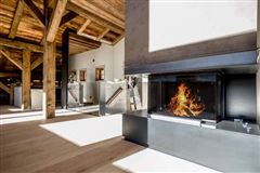 Luxury homes beautiful new chalet