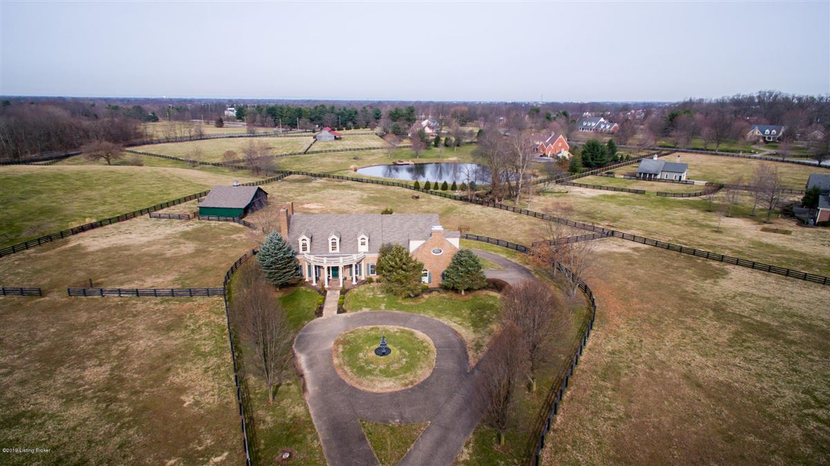 rare five-plus acre estate and horse farm luxury homes