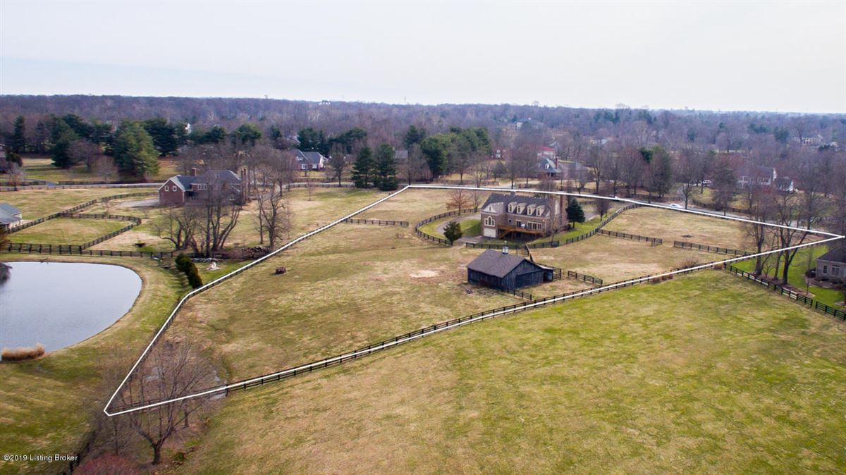 Luxury real estate rare five-plus acre estate and horse farm