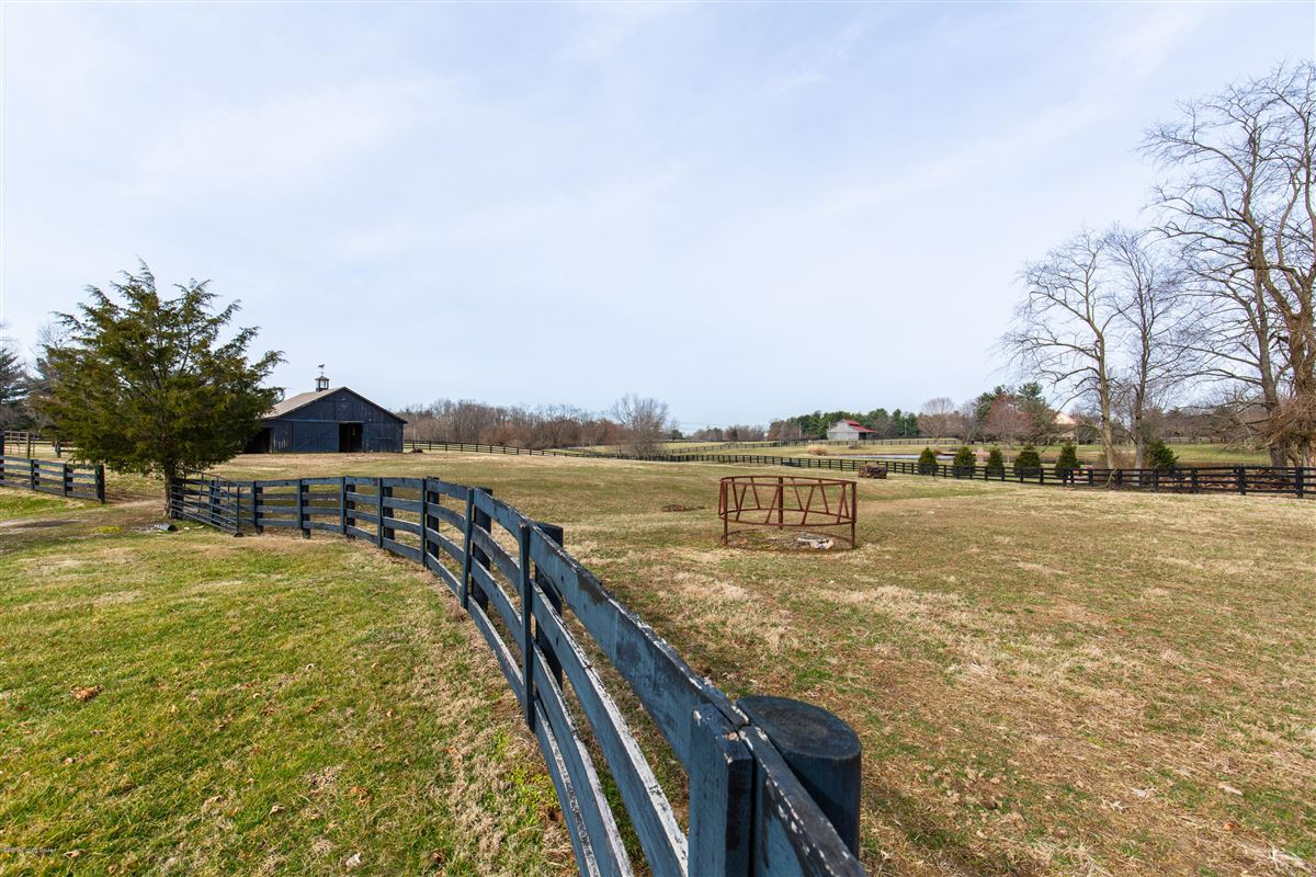 Luxury properties rare five-plus acre estate and horse farm
