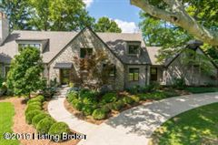 Luxury homes in Charming English Manor Estate on five wooded acres