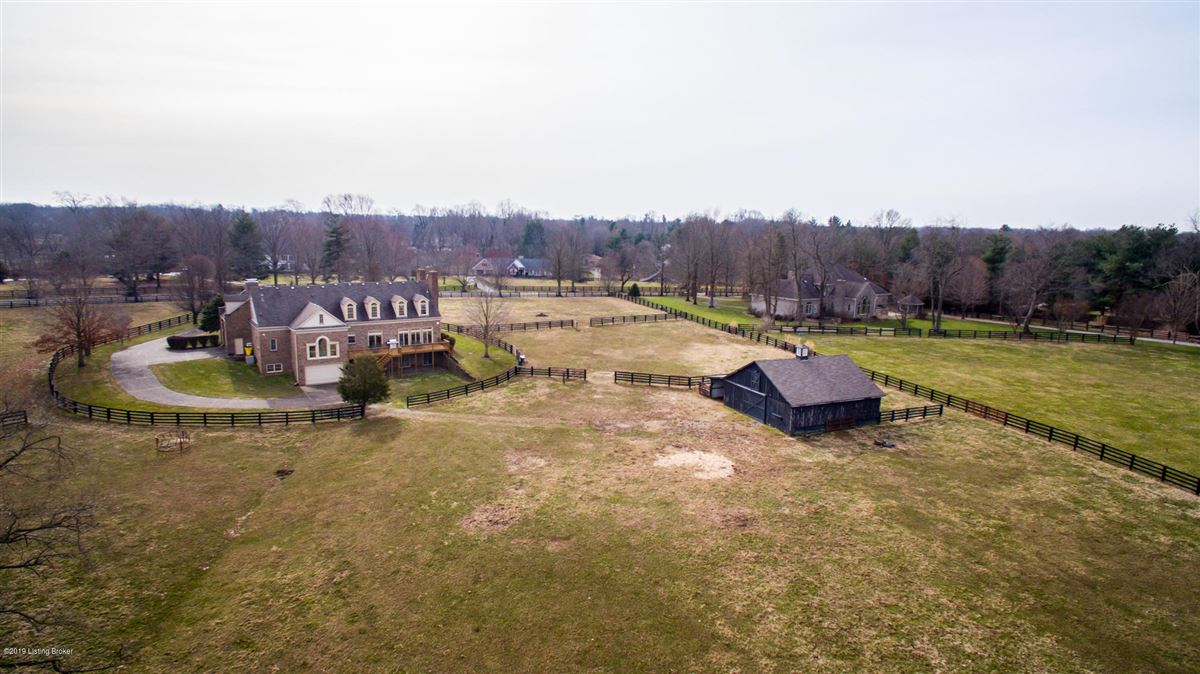 Luxury homes rare five-plus-acre estate and horse farm