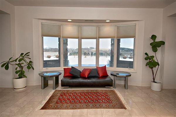 Luxury real estate impressive custom built home